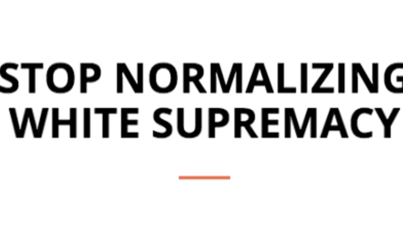 Petition Remove White Supremacist Content From Youtube Change Org