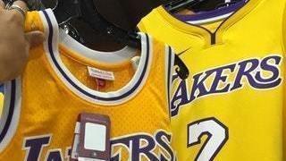 7bd7032f632 Petition · Bring back Laker gold jerseys · Change.org