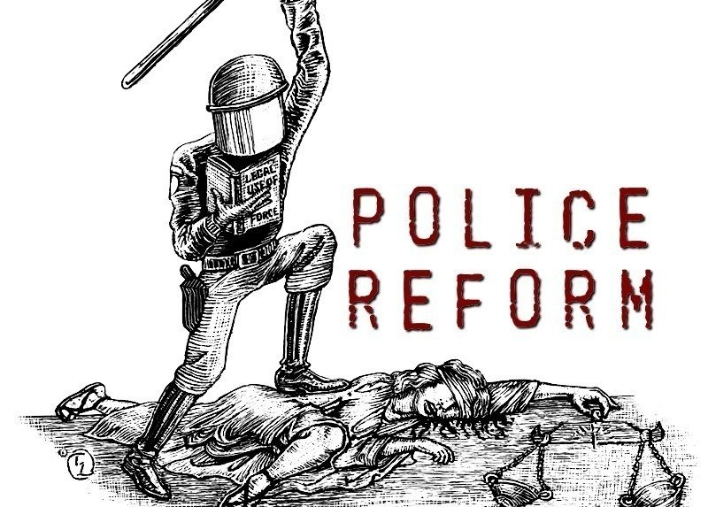 Petition · Stop police misconduct/brutality, report