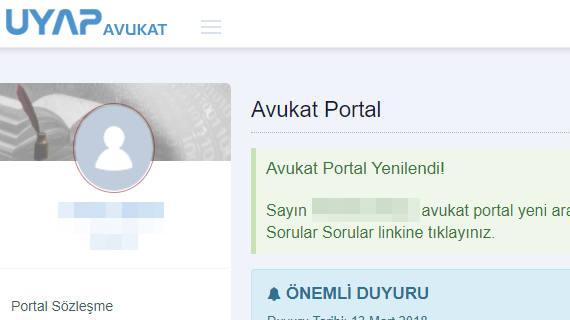 change org