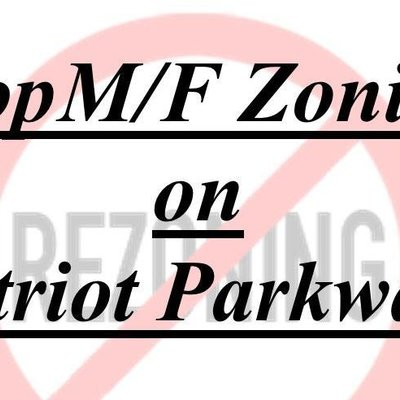 Petition · Sumter City Council: Stop M/F Zoning on Patriot