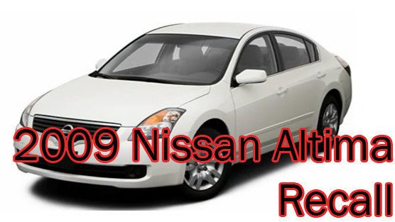 Petition · Nissan Motor Company: Recall the 2009 Nissan Altima to ...