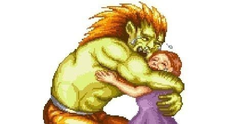 Petition · Capcom: Add Blanka to the cast of Street Fighter