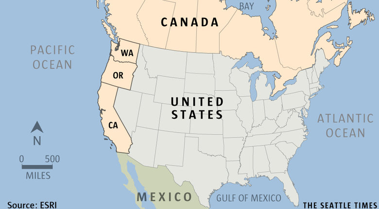 Canada California Map Petition · California to join Canada: Save the world · Change.org
