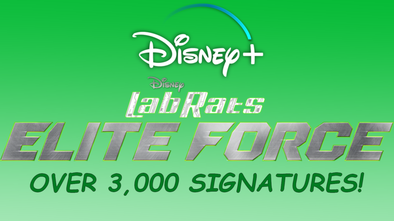 Petition · Renew Lab Rats: Elite Force for Season 2 · Change org