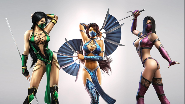 Petition Bring The Mk9 Style To Female Characters In Mortal