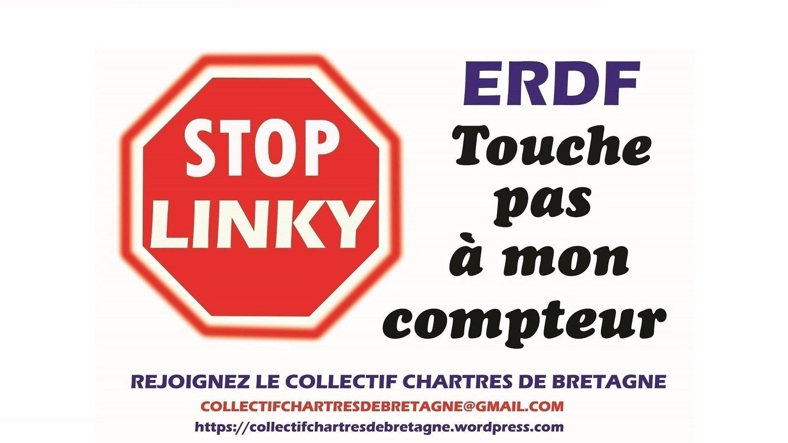P tition mairie de chartres de bretagne stop linky for Piscine 35 chartres de bretagne