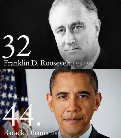 Franklin D. Roosevelt and Barack Obama Essay Sample