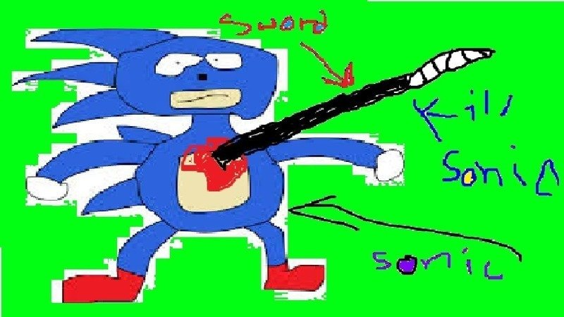 Petition Erase Sonic The Hedgehog From The Face Of History Change Org