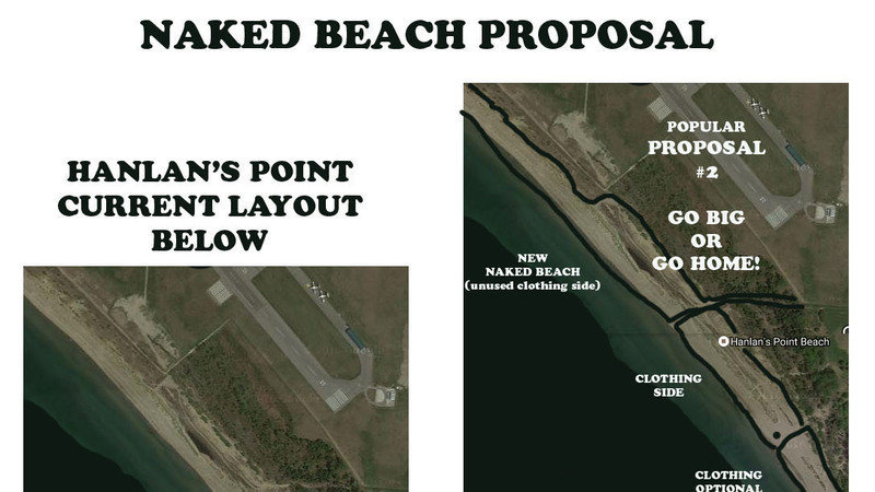 Petition  Councillor Pam Mcconnell  Create A Naked Beach Section At Torontos Hanlans Point Beach  Changeorg-6713