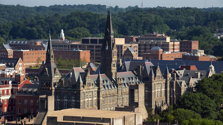 Petition · Georgetown University School of Medicine: Medical Schools in Washington