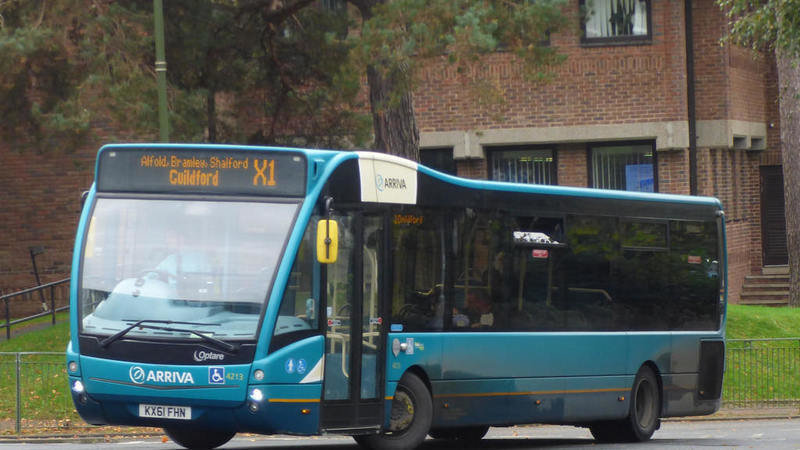 Petition Arriva Save Fantastic X1 Bus Service Horsham To Guildford Change Org