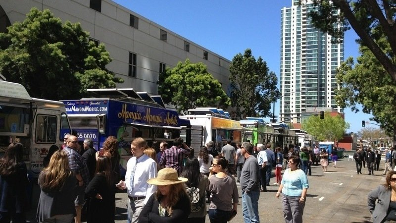 Rules For Food Trucks In San Diego