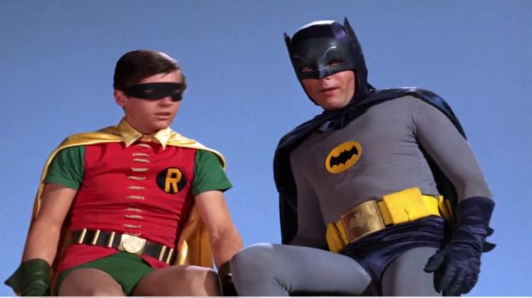 Batman Und Robin Schauspieler