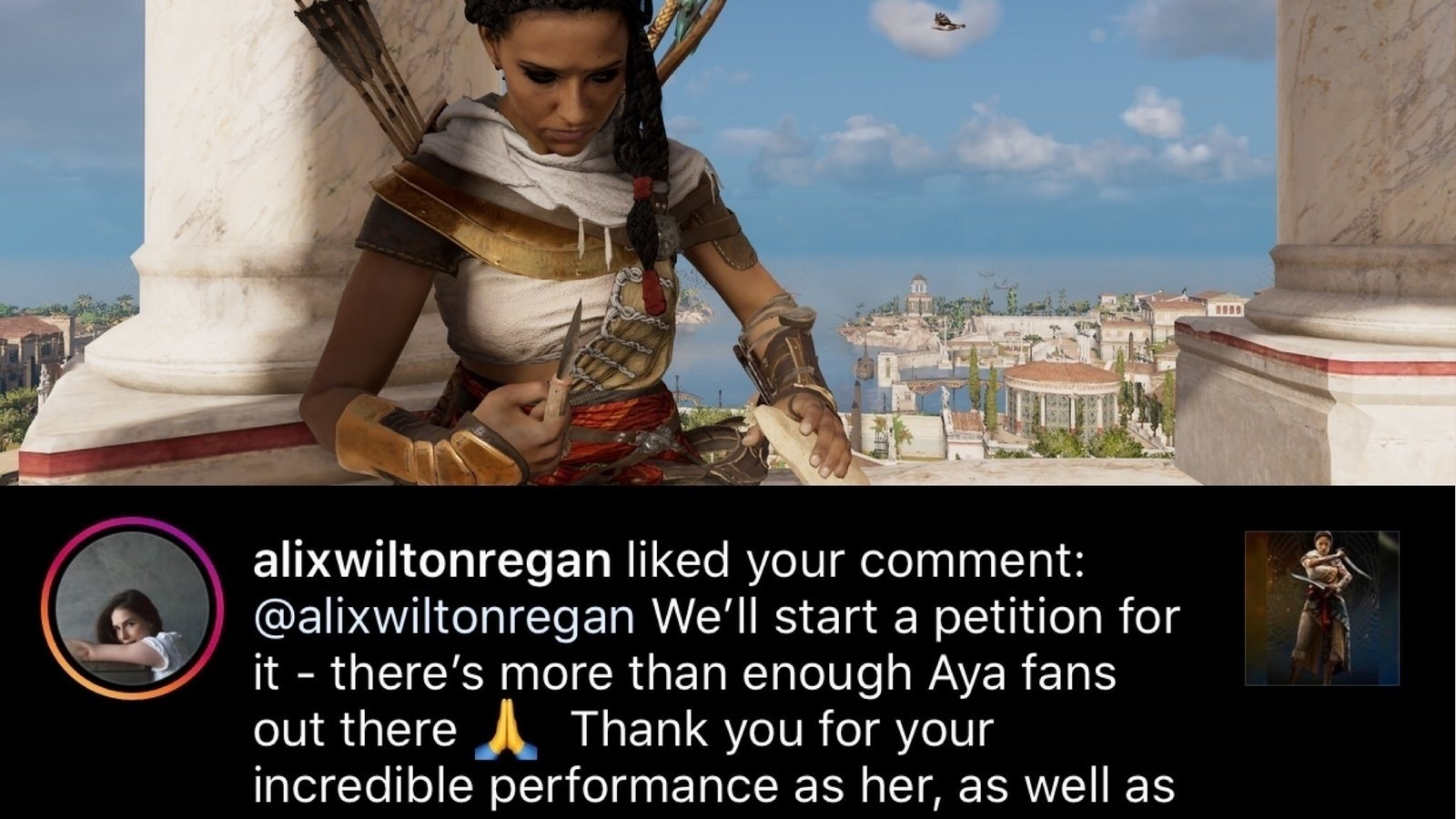 Petition Assassin S Creed Restoration An Aya Stand Alone