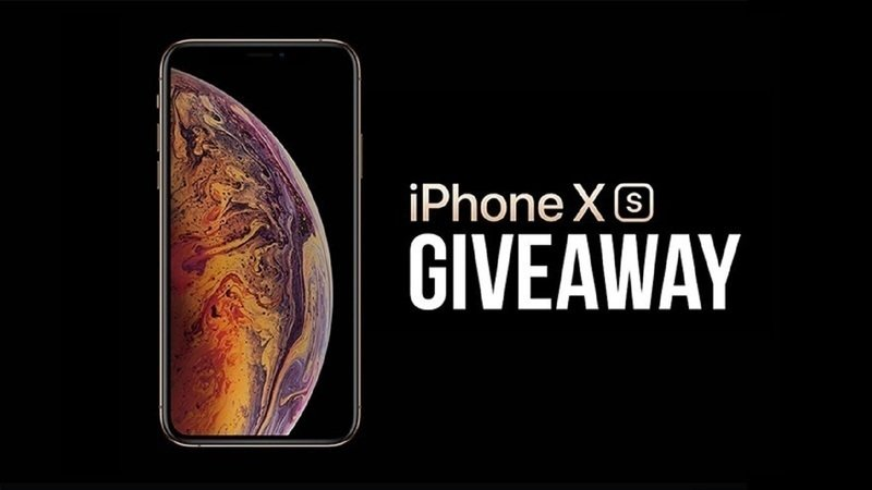 Petition · Apple iPhone Xs Giveaway · Change org