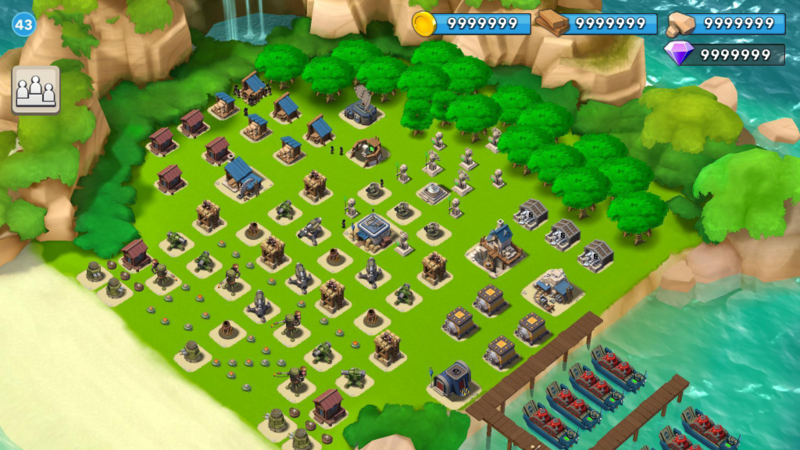 Updated Boom Beach Hack Free Unlimited Amount Of Diamonds And Gems