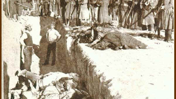 a look at the american genocide that started in 1915 America and the armenian genocide of 1915 when approximately one million people were killed this volume is the first account of the american response to this.