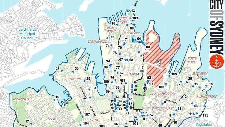 Petition Sydney CBD is drastically short on motorcyclescooter