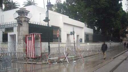Consulat tunisien france. La datation.