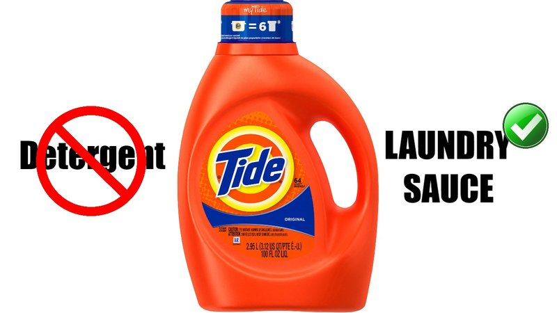 petition donald trump change the word detergent to laundry