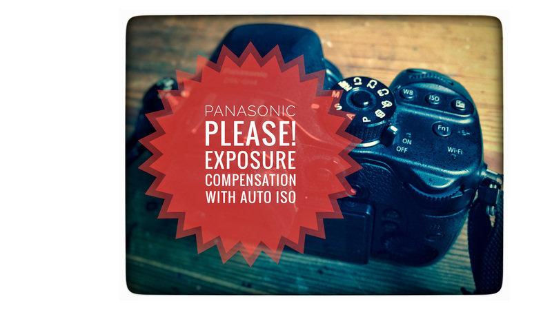 Petition · Panasonic: Panasonic GH4, GX8, GX80 Firmware