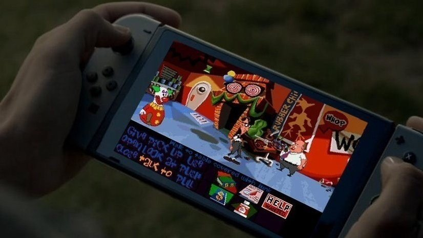 Topic · Nintendo switch · Change org