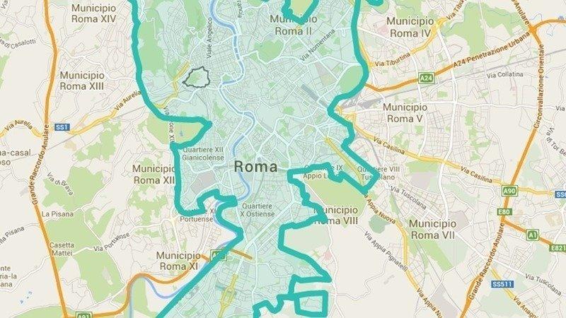 Petizione Enjoy Roma Aumentare Raggio Copertura Del Car Sharing