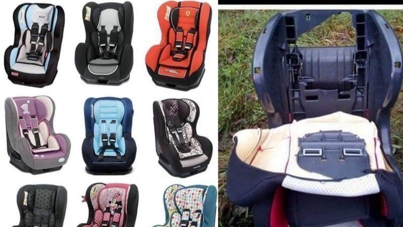 car seats being sold · Change.org