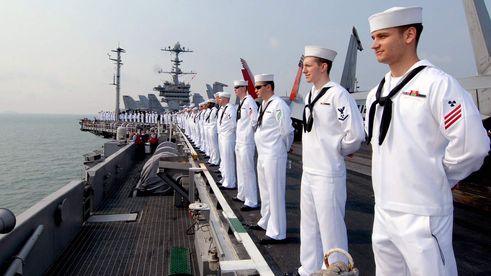 Petition · Admiral John M  Richardson: U S  Navy 'ACE' on