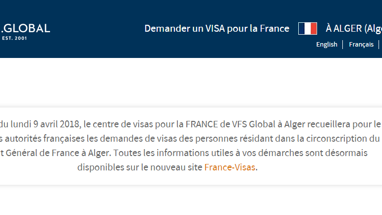 Beaches] Vfs global visa application centre for france algiers