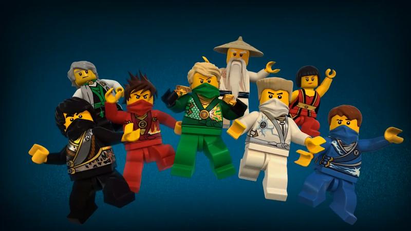 Petition · Lego : Lego Ninjago Masters Of Spinjitzu Season 8 ...