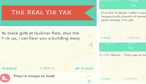 Dangerous App Alert: Yik Yak is a virtual playground for cyber ...