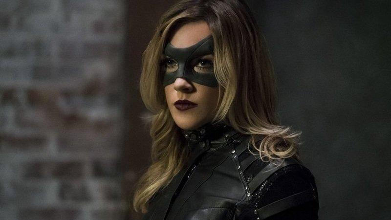 Black Canary Arrow