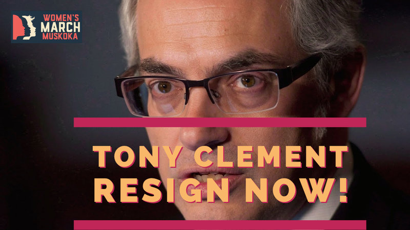 call for tony clements immediate resignation