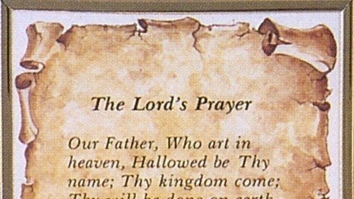 The Lord's Prayer - Assignment Example