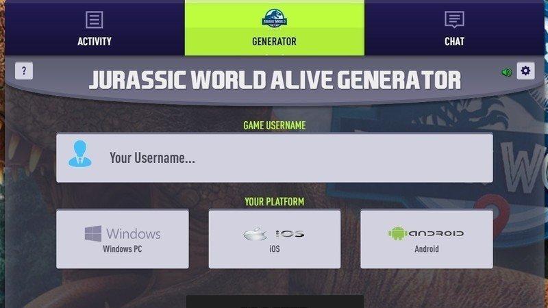 Petition 2018 Jurassic World Alive Cheats Jurassic World Alive