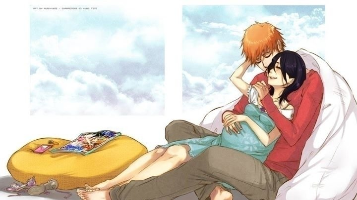 Petition · Tite Kubo: A canonical, romantic relationship