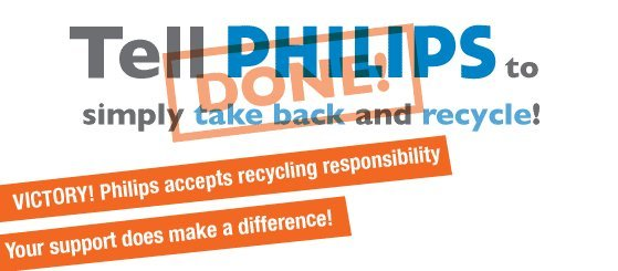 Engagement · Write to Philips CEO Gerard Kleisterlee to ask