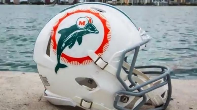 """separation shoes a4e88 23a7d Petition · Make the Miami Dolphins """"throwback"""" jersey the ..."""
