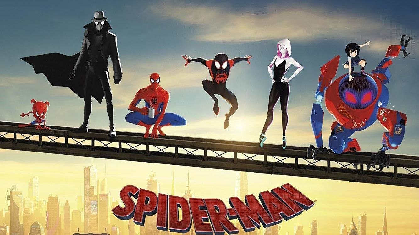 petition · #ver! : spider-man: into the spider-verse 2018 película