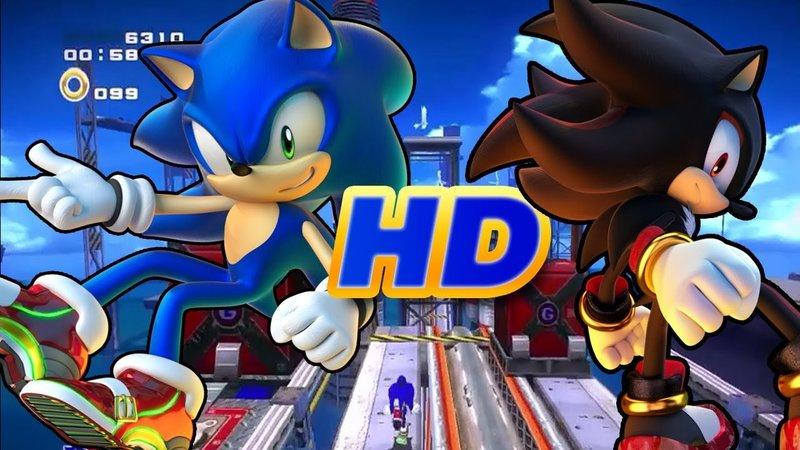 Petición · SEGA: Sonic Heroes & Shadow The Hedgehog HD Remaster