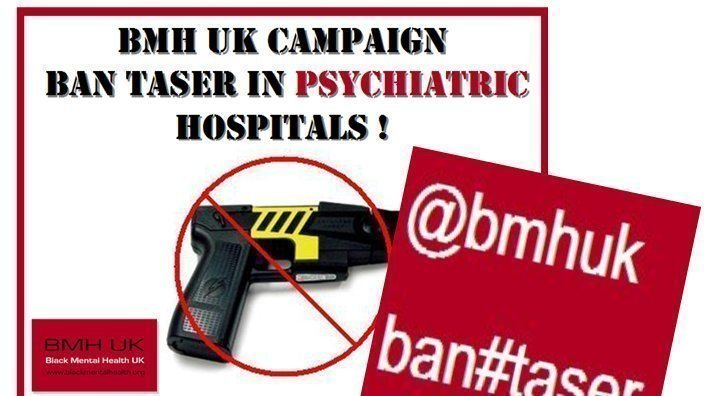 Petition Bmh Uk Campaign Ban Taser Firearms Against Detained