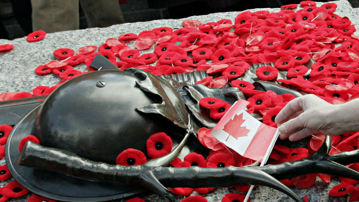 Petition · Make Remembrance Day a National Holiday in ...