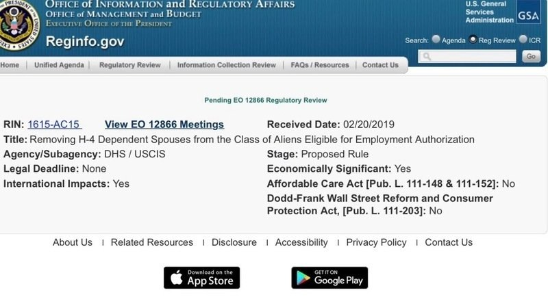 Petition update · Do not go for H1b stamping if you have a DUI or