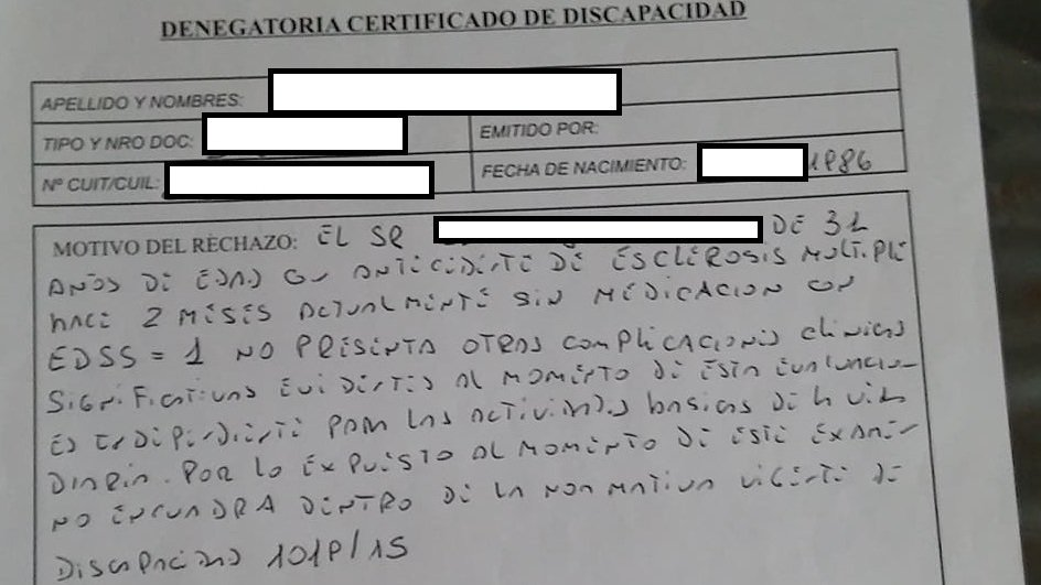 Petition update · DE NORTE A SUR y DE ESTE A OESTE: EM SIN DERECHO A ...