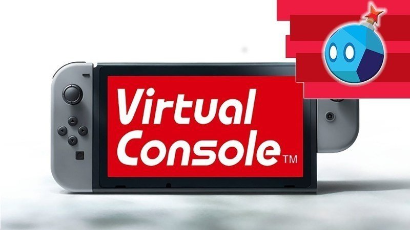 Petition · Virtual Console for the Nintendo Switch · Change org