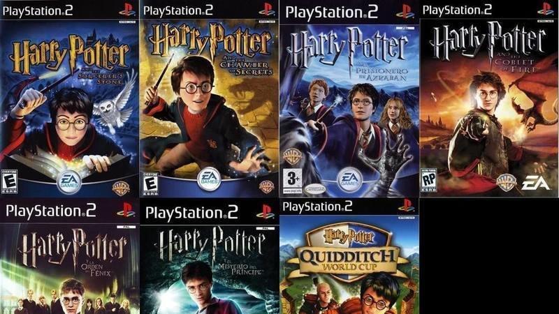 Peticion Warner Brothers Potterheads Queremos Juegos De Harry