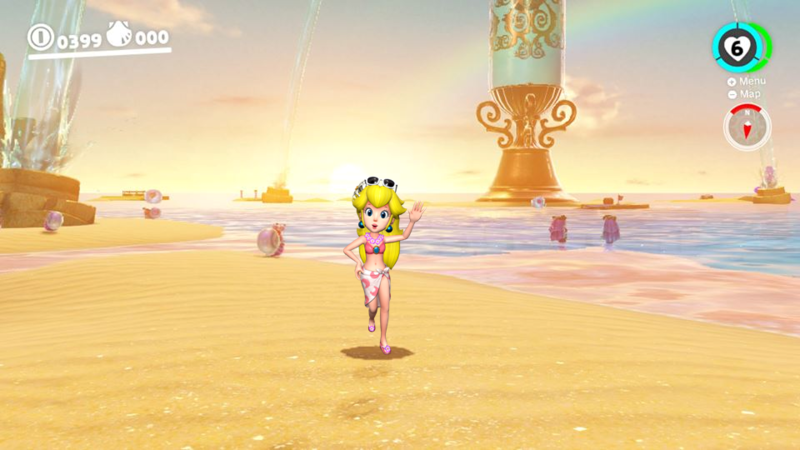 Petition Make Princess Peach And Tiara Playable Dlc Characters