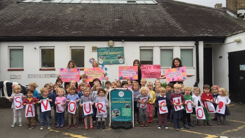 Save Chatham Hall Alphabet Nursery And Northcote Road Library From Council Development